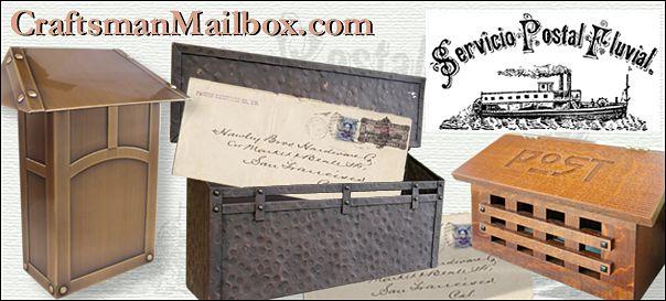 Craftsman Mailbox